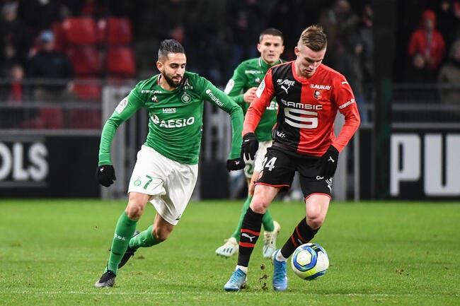 Officiel : Rennes prolonge Benjamin Bourigeaud