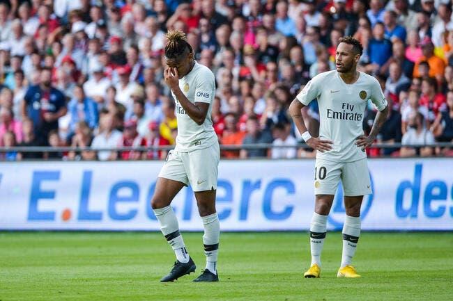PSG : Ce que pense Nkunku des réflexions de Neymar