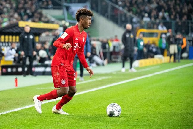All : Grosse blessure pour Kingsley Coman ?