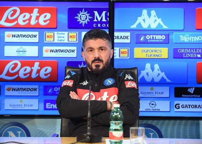 Officiel : Gattuso succède à Ancelotti comme coach de Naples !