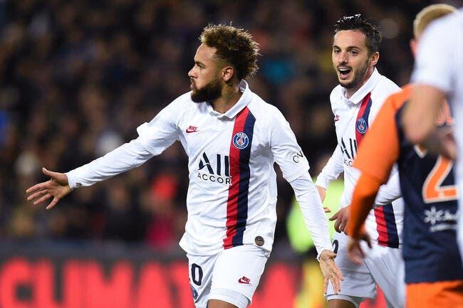 PSG : Neymar est malchanceux à Paris, la roue va tourner