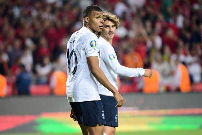 JO: Le cas Benzema réglé, Le Graët vise le PSG pour Mbappé