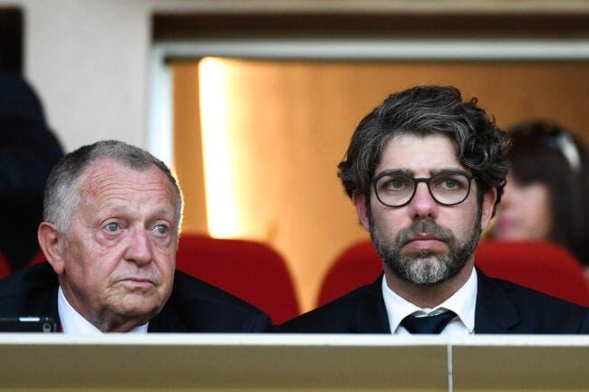 OL : Juninho en planque derrière Aulas, L'Equipe s'étonne