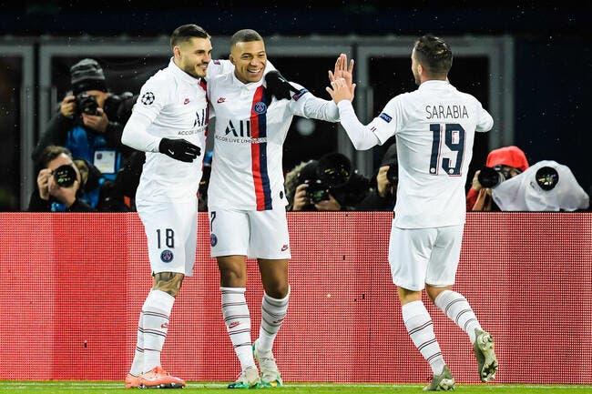 PSG : Neymar, Mbappé et Sarabia, on ne touche plus à rien !