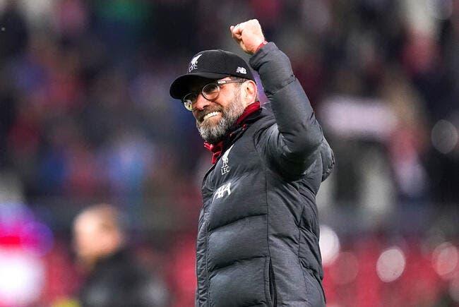 Officiel: Liverpool offre une récompense bien méritée à Klopp