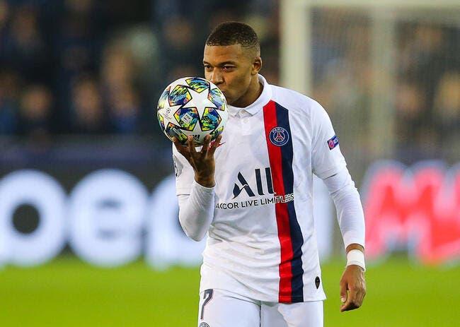 PSG: 100 pitié pour Cristiano Ronaldo, Mbappé promet du lourd