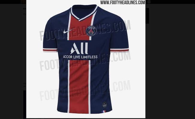 PSG: Fuite confirmée, le prochain maillot va ravir les supporters