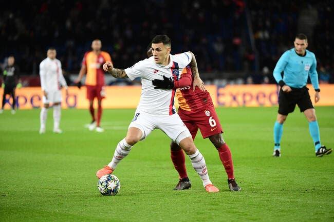 PSG : Paredes rêve d'un titre majeur, mais pas avec Paris !