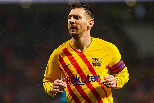 Six Ballons d'Or, et alors? Ronaldinho calme le petit Messi