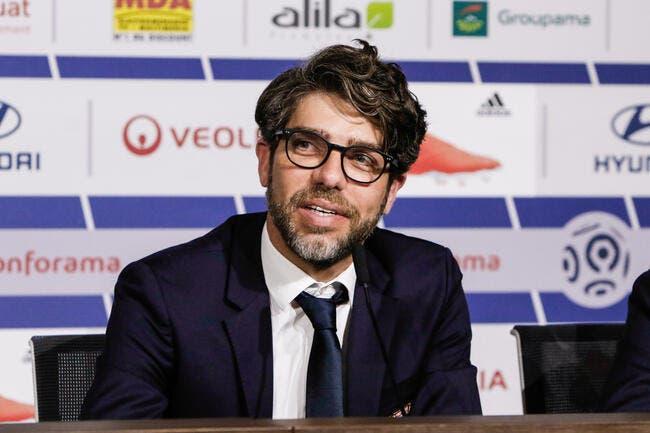 Jean-Michel Aulas ravi de l'apport de Rudi Garcia — OL