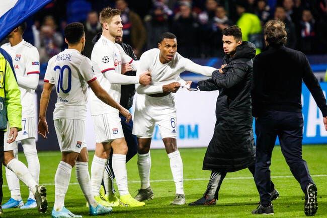 Garcia n'abandonne pas Marcelo — Lyon