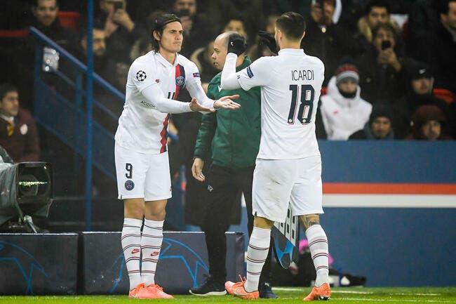 PSG : Cavani en absent surprise à Saint-Etienne