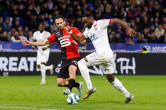 L1 : Deux blessés et une défaite, Rennes enfonce l'OL !