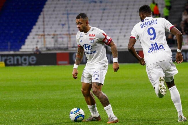 OL : Fin de saison pour Memphis et JRA, Lyon mise tout sur le mercato