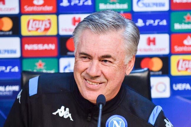 PL : C'est déjà Noël à Everton, Carlo Ancelotti débarque !