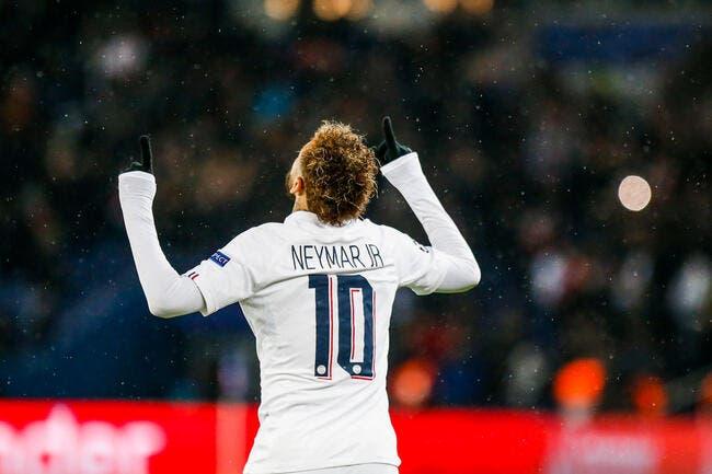 PSG : Neymar ne voit aucune raison de quitter Paris !