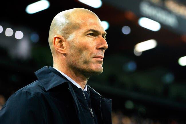 Real Madrid : Zidane défendu par Messi, c'est la classe