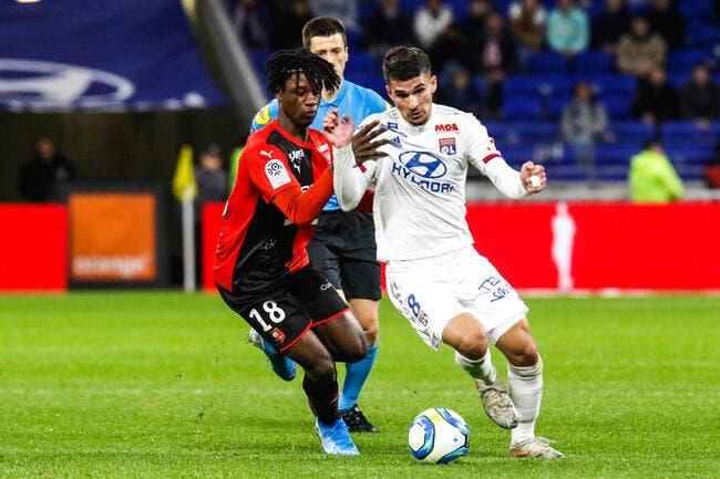 SRFC : Camavinga c'est de l'or en barre, Pierre Ménès est bluffé