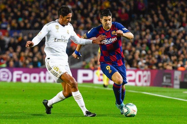 Esp : Un Barça-Madrid au rabais, et oui ça existe !