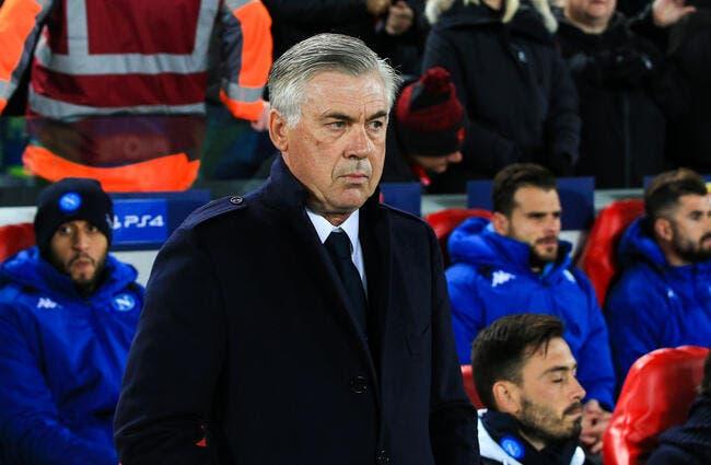 Ita: Ancelotti l'invite à son anniversaire, il lui pique son poste
