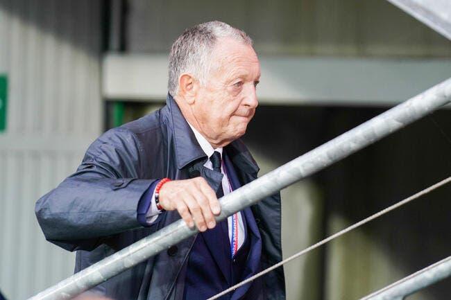 OL : JM Aulas suspendu 4 matchs !