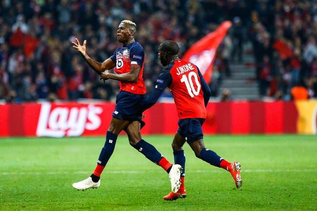 Lille: Et maintenant, Mourinho vient chiper Osimhen au LOSC