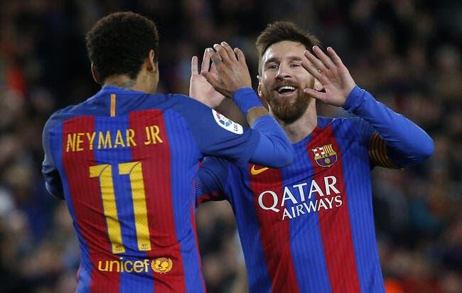 Barça : ça s'active pour prolonger Messi