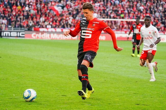 Officiel : Hunou prolonge à Rennes jusqu'en 2023
