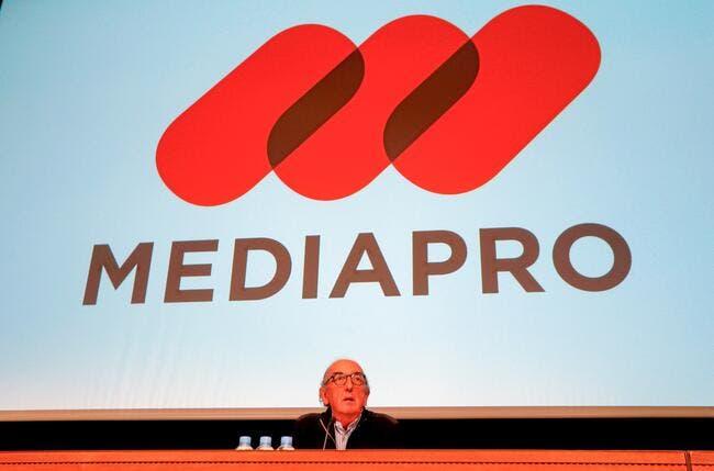 Droits télés : Mediapro rafle les derniers lots