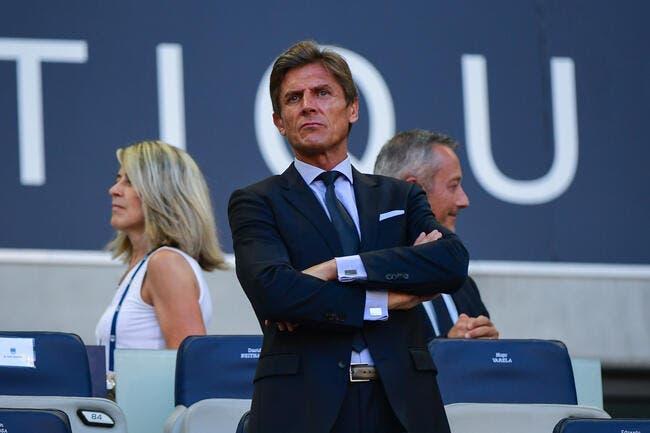 FCGB: Sousa en colère, le nouveau boss le calme avant le mercato