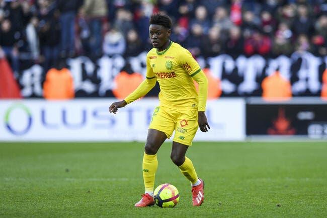 Officiel : Le FC Nantes récupère Limbombe