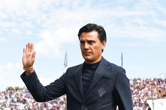 Ita : La Fiorentina vire Vincenzo Montella