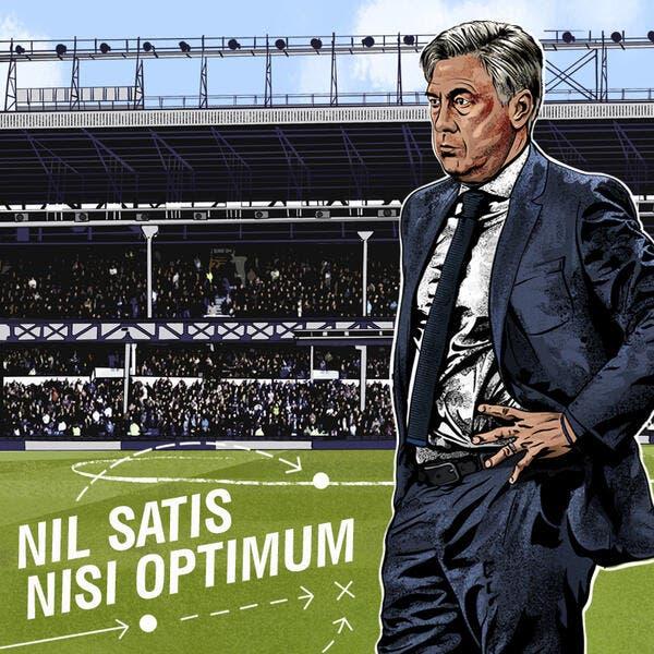 Officiel : Carlo Ancelotti entraîneur d'Everton !