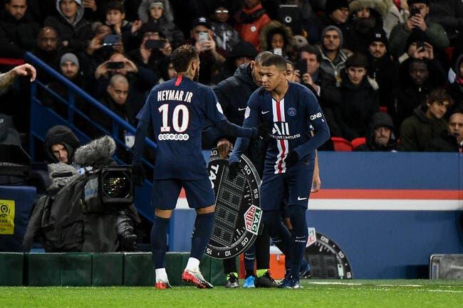 PSG: Neymar a un père en France, c'est Guy Roux