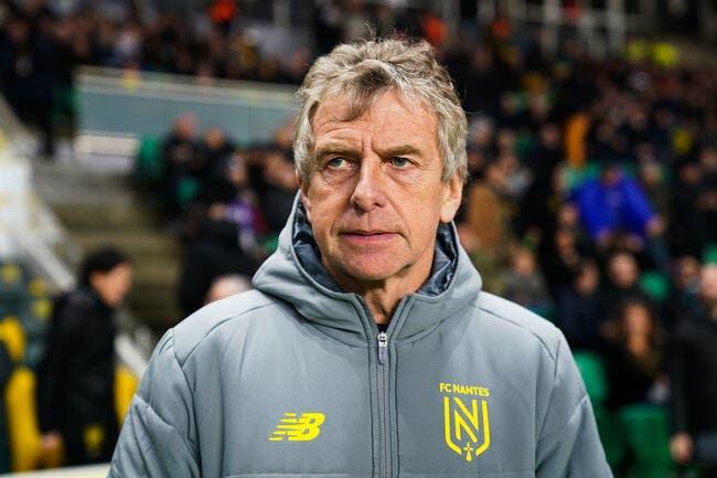 Christian Gourcuff prolonge à Nantes jusqu'en 2021 !