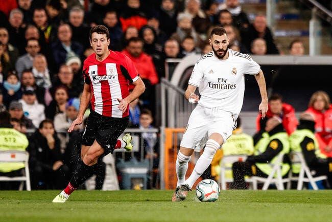 Esp : Benzema est muet, Zidane ne lui fera pas ce sale coup