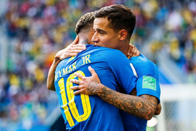 PSG: Coutinho le facteur X à 100ME pour Neymar