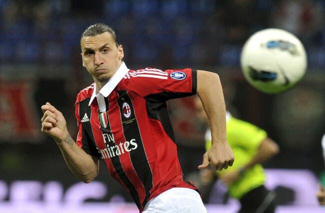 Ita : Le numéro 1 sur le maillot d'Ibrahimovic à l'AC Milan ?