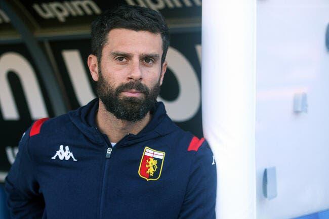 Ita : Thiago Motta viré par le Genoa, Davide Nicolas arrive