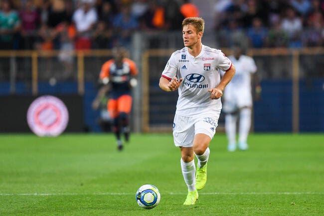 OL : Andersen gagne un titre, celui de flop 2019 à Lyon