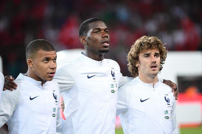 Français préférés : Mbappé évite le naufrage des Bleus
