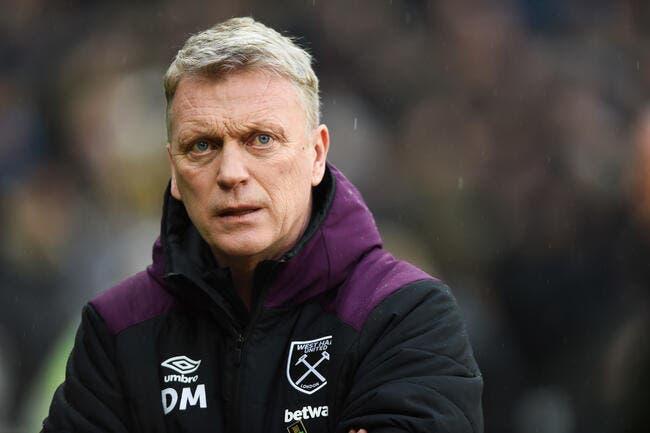 Officiel : West Ham nomme encore David Moyes