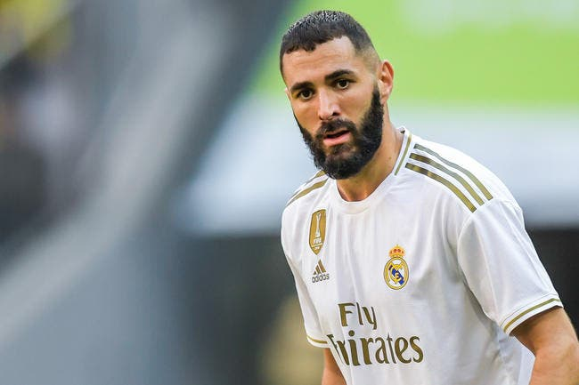 Madrid : Karim Benzema aura un contrat en or jusqu'en 2022
