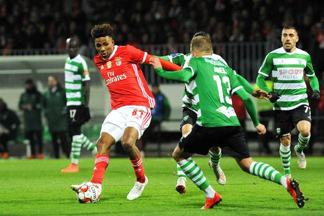 OL ; Gedson Fernandes fait réfléchir Lyon au mercato