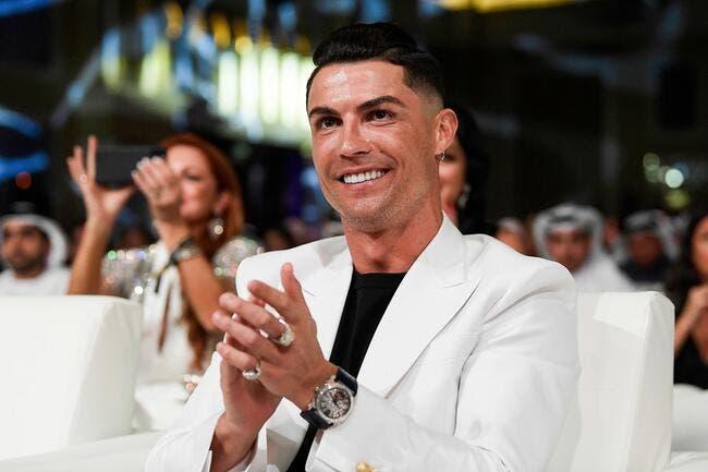 Ita : La famille de Cristiano Ronaldo fait un vœu impossible !