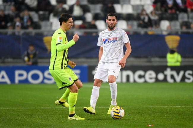 Officiel : Metz récupère Vincent Pajot en prêt