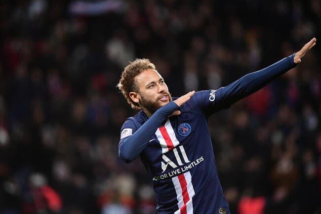 PSG : Neymar déçoit, Paris attend son Dieu au tournant