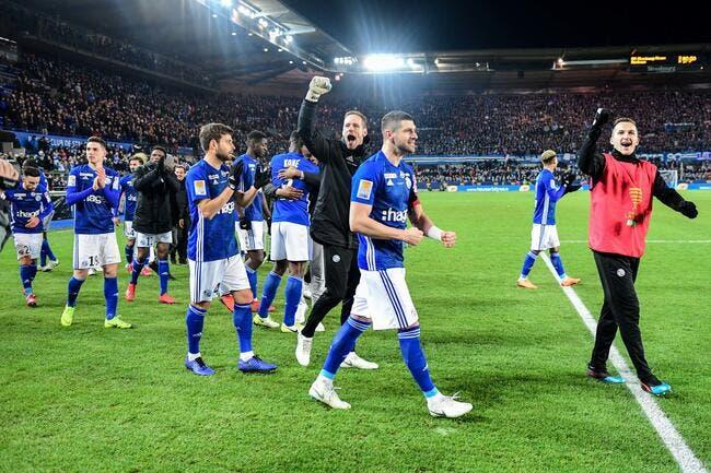 CdL: Une finale Guingamp-Strasbourg, un succès historique