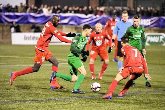 CdF : Dijon sans pitié avec Croix