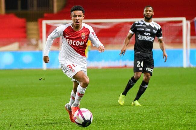 Officiel : Monaco prolonge Diop et Isidor jusqu'en 2023
